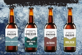 King River Brewing - Crafted Beers