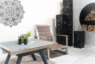 La Tink/Catten Industries - Garden Screens, Light Boxes, Plant Holders, Wreaths