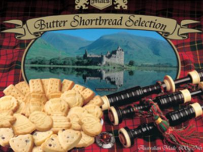 Mac's Shortbread - Butter Shortbread products
