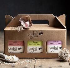 Weyhill Farm - Garlic & Garlic Salt
