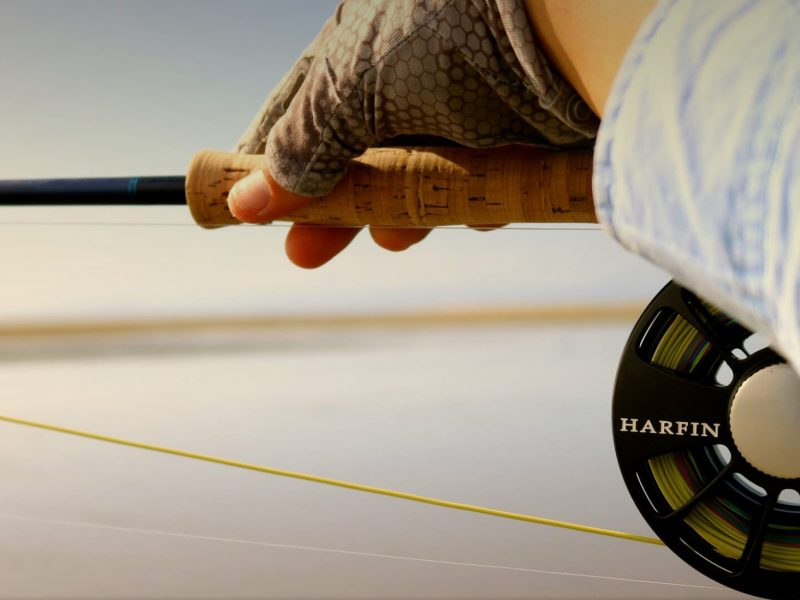 Harfin Reel Co. - Made to order Fly Fishing Reels or can purchase from the range.