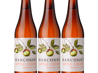 Harcourt Apples - Pear & Apple Juices, Ciders & Vinegars