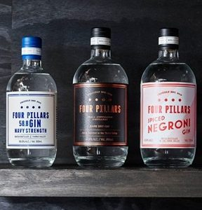 Four Pillars Gin - Gin