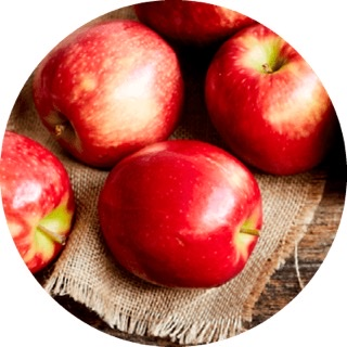 Red Rich Fruits - Apples, Pears, Stonefruit, Citrus, Berries, Cherries and Mangoes.