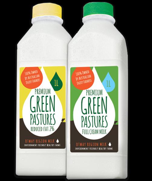 Green Pastures - Milk
